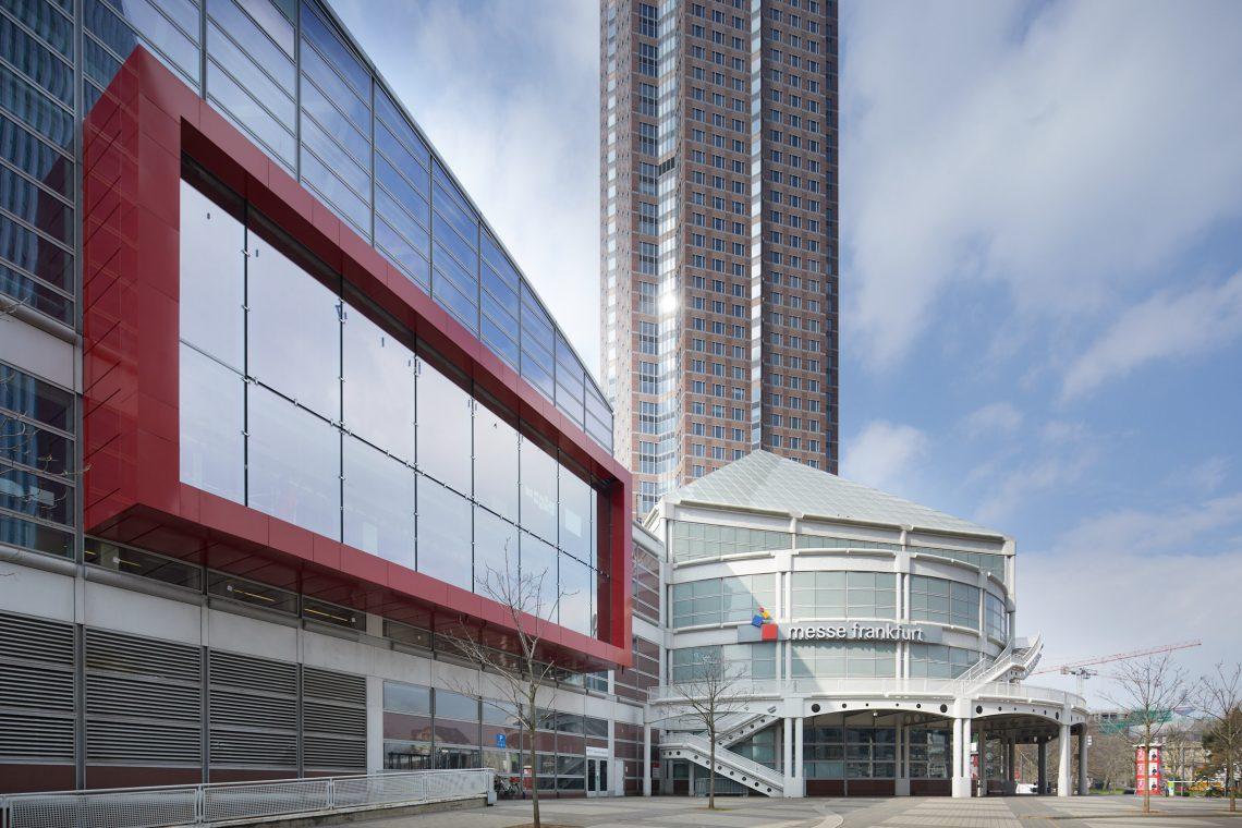 """Messe Frankfurt: """"Fenster zur Stadt"""" gewinnt Designpreis"""